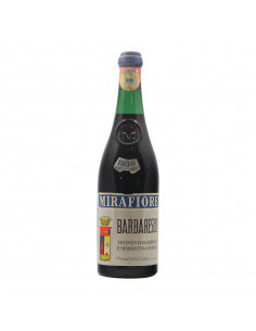 BARBARESCO CLEAR COLOUR 1956 MIRAFIORE Grandi Bottiglie