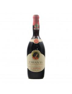 CHIANTI IL MAGNIFICO 1965 RUFFINO Grandi Bottiglie