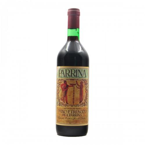 VINO ETRUSCO LA PARRINA 1989 SPINOLA GIUNTINI Grandi Bottiglie