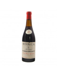 BARBARESCO CLEAR COLOUR 1962 LUIGI BOSCA Grandi Bottiglie