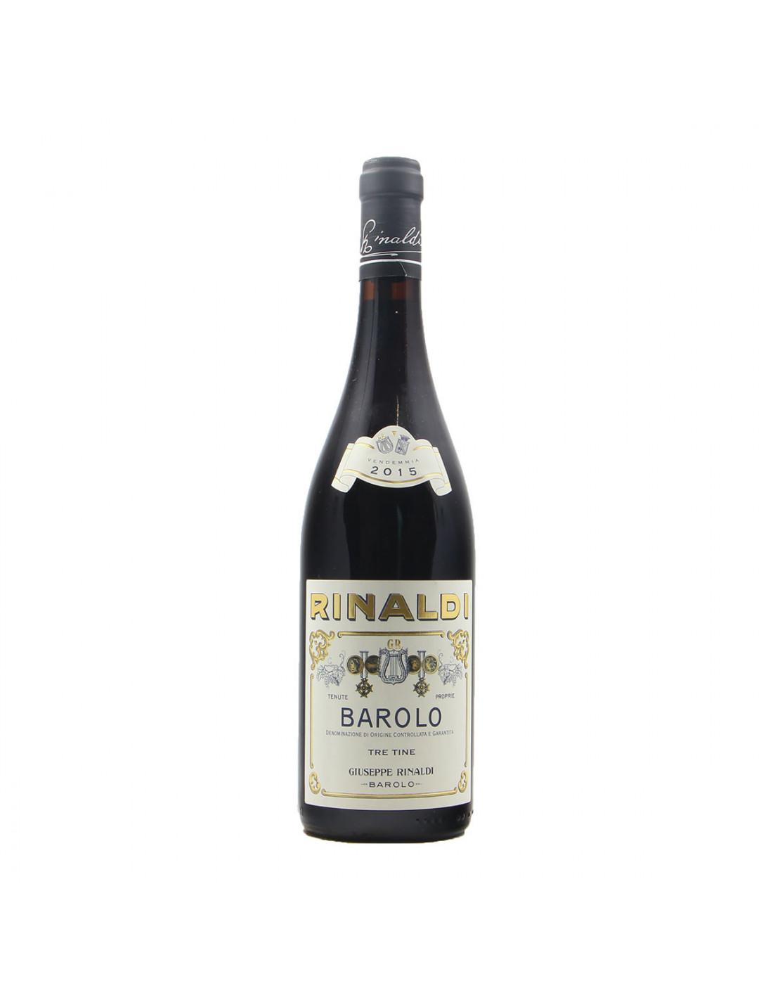Barolo Tre Tine 2015 Giuseppe Rinaldi Grandi Bottiglie