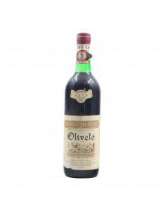 CHIANTI 1975 FATTORIA OLIVETO Grandi Bottiglie