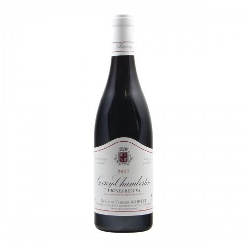 Thierry Mortet Gevrey Chambertin Vignes Belles 2017 grandibottiglie