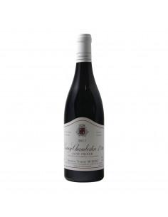 Vini di Borgogna - Vino Naturale gevrey chambertin 1er cru clos prieur 2017 domaine thierry mortet grandi bottiglie