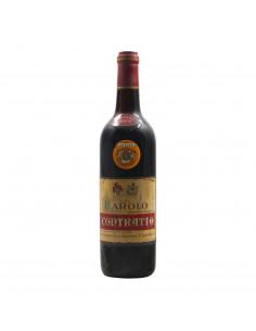 BAROLO 1965 CONTRATTO GIUSEPPE Grandi Bottiglie