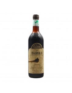 BAROLO VIGNETO RONCAGLIE 1971 GEMMA Grandi Bottiglie