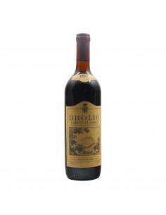 CHIANTI CLASSICO CASTELLO BROLIO 1983 BARONE RICASOLI Grandi Bottiglie