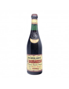 Barbaresco 1956 DAMILANO GRANDI BOTTIGLIE