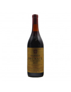 Barolo Brunate 1971