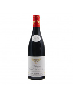 Vini di Borgogna HAUTES COTES DE NUITS ROUGE (2017)