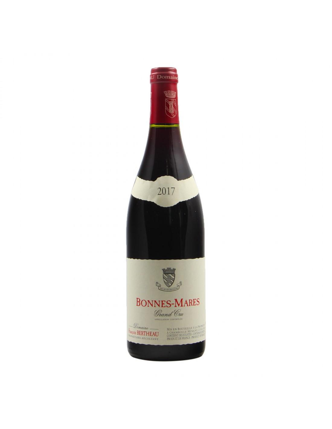 BONNES MARES GRAND CRU 2017 FRANCOIS BERTHEAU Grandi Bottiglie