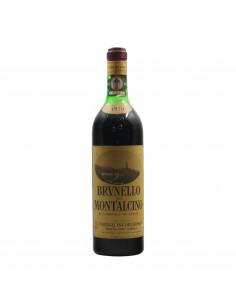 Castiglione Del Bosco Brunello di Montalcino 1970 Grandi Bottiglie