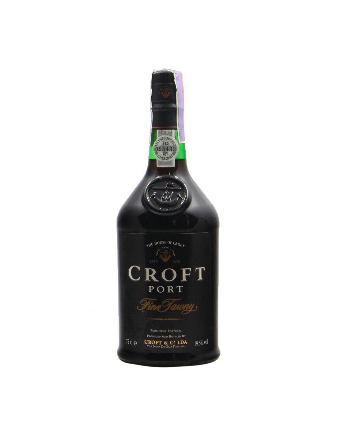 PORTO FINE TAWNY 70CL NV CROFT Grandi Bottiglie