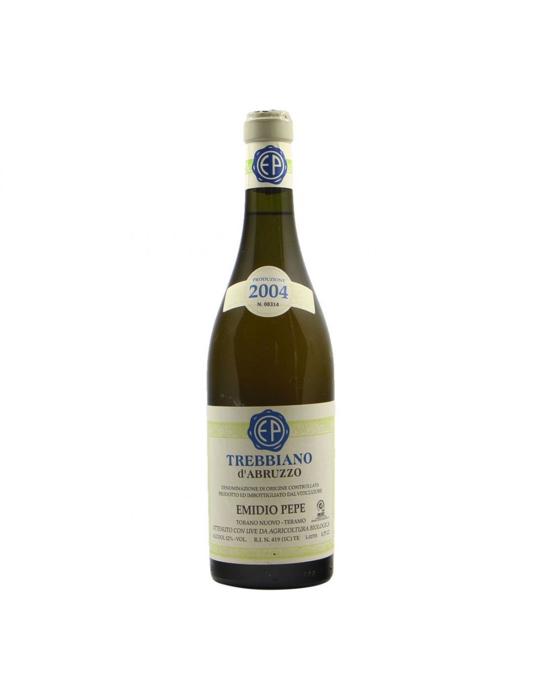 TREBBIANO D'ABRUZZO 2004 EMIDIO PEPE Grandi Bottiglie