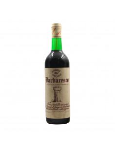BARBARESCO RISERVA SPECIALE 1965 ROCCA ALBINO Grandi Bottiglie