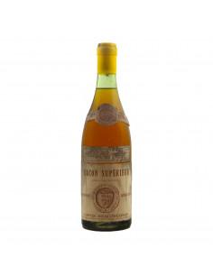 Vini di Borgogna  cave beaujolais MACON SUPERIEUR GRANDE RESERVE  (1964)
