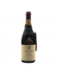 BAROLO RISERVA SPECIALE CREMOSINA 1962 BERSANO Grandi Bottiglie