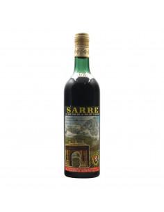 SARRE VINO ROSSO 1959 F.LLI ARESCA Grandi Bottiglie