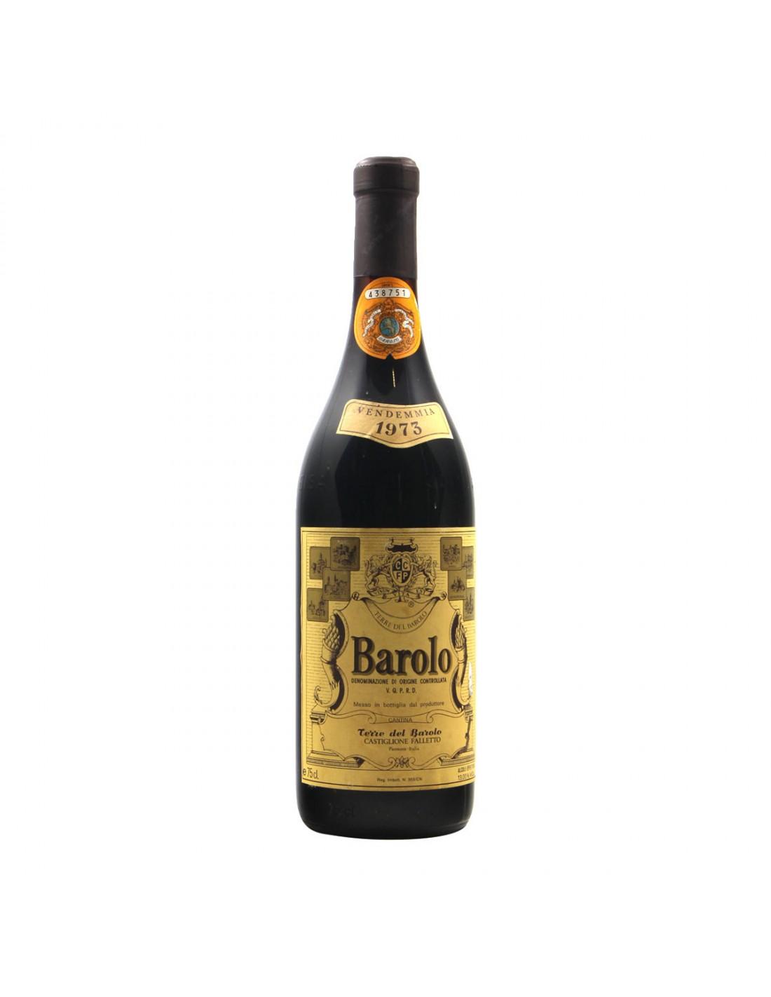 BAROLO 1973 TERRE DEL BAROLO Grandi Bottiglie