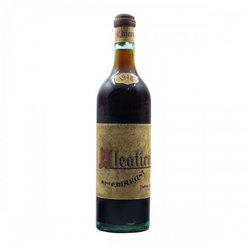 ALEATICO 1948 FRATELLI CHIARUSI Grandi Bottiglie