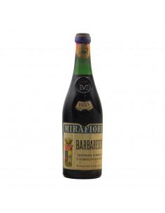 BARBARESCO 1955 MIRAFIORE Grandi Bottiglie