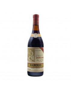 BAROLO SERRA DEI TURCHI 1978 PAOLO COLLA Grandi Bottiglie