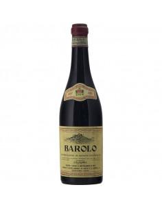 BAROLO 1961 VILLADORIA Grandi Bottiglie