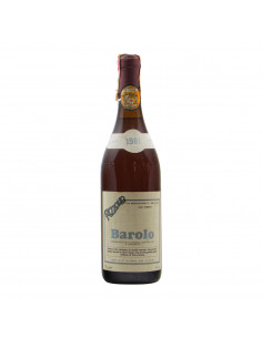 BAROLO CLEAR COLOUR 1981 ROCHE GRANDI BOTTIGLIE