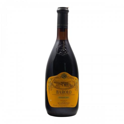 BAROLO RISERVA 1983 SCANAVINO Grandi Bottiglie