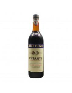 CHIANTI 1967 RUFFINO Grandi Bottiglie