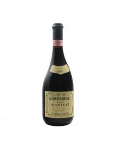BARBARESCO RISERVA 1991 CORTESE Grandi Bottiglie