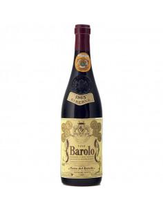 BAROLO RISERVA 1965 TERRE DEL BAROLO Grandi Bottiglie