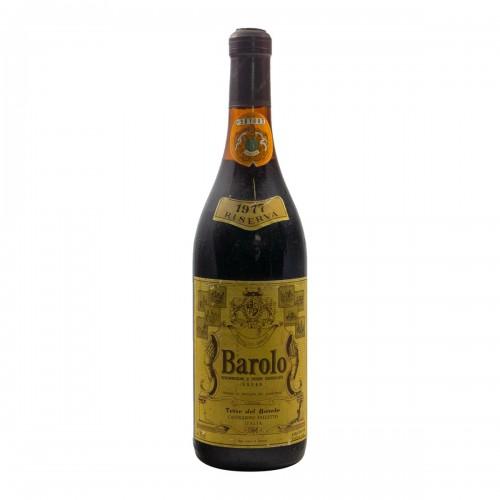 BAROLO RISERVA 1977 TERRE DEL BAROLO Grandi Bottiglie