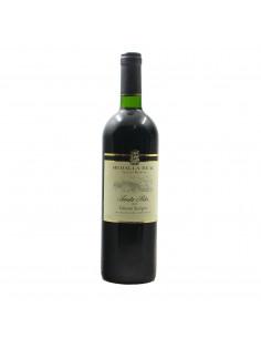 CABERNET SAUVIGNON MEDALLA REAL SPECIAL RESERVE 1997 SANTA RITA Grandi Bottiglie