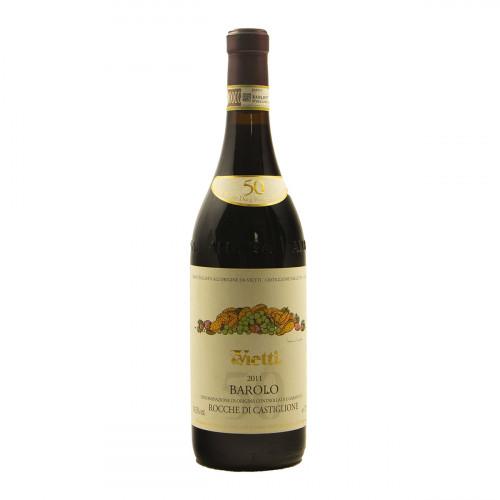 BAROLO ROCCHE DI CASTIGLIONE 2011 VIETTI Grandi Bottiglie