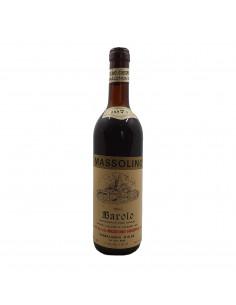 massolino BAROLO  (1971)