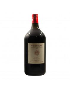 BARBERA D'ASTI CREMOSINA DOUBLE MAGNUM 3,78L 1997 BERSANO Grandi Bottiglie