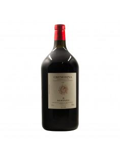 BARBERA D'ASTI CONTI DELLA CREMOSINA DOUBLE MAGNUM 1999 BERSANO Grandi Bottiglie