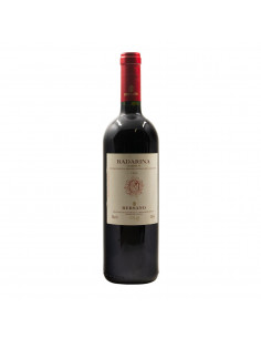 BAROLO BADARINA 1996 BERSANO Grandi Bottiglie