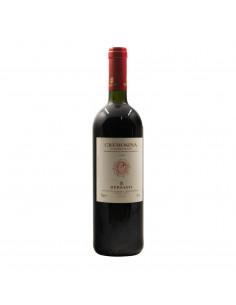 BARBERA D'ASTI CONTI DELLA CREMOSINA 1999 BERSANO Grandi Bottiglie