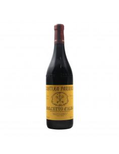 DOLCETTO D'ALBA VIGNETO COTTA' 2004 CANTINA DEL PARROCO DI NEIVE Grandi Bottiglie