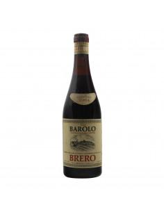 BAROLO 1964 BRERO Grandi Bottiglie