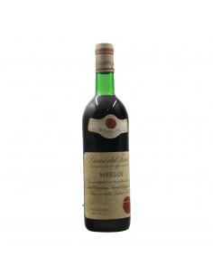 MERLOT 1974 CANTINA SOCIALE CASASSA Grandi Bottiglie