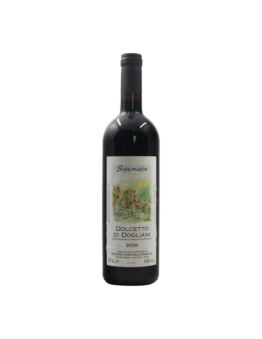 DOLCETTO DI DOGLIANI 2006 CARAGLIO Grandi Bottiglie