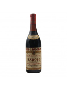 BAROLO 1971 DAMILANO Grandi Bottiglie