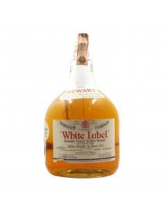DEWAR' S FINE SCOTCH WHISKY WHITE LABEL 200 CL 43 VOL NV JOHN DEWAR E SONS Grandi Bottiglie