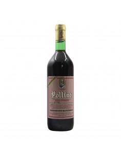 POLLINO ROSSO SUPERIORE 1985 VINI DEL POLLINO Grandi Bottiglie