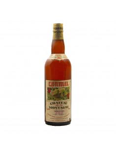 CHATEAU DE LA MONTAGNE 1963 CARMEL Grandi Bottiglie