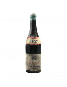 BAROLO BAD VINTAGE LABEL 1937 SEVERINO MONTRUCCHIO Grandi Bottiglie