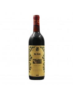 BAROLO 1970 GABRI Grandi Bottiglie